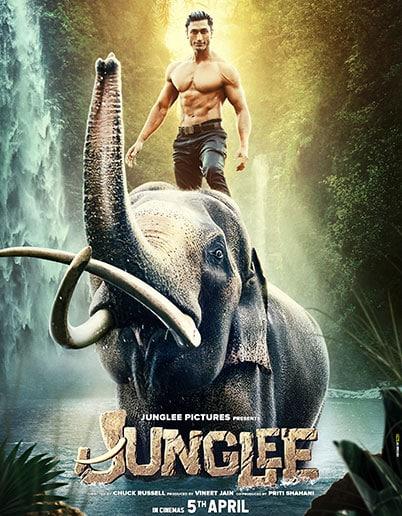 Junglee (2019) Hindi Movie 400MB DVDScr 480p x264